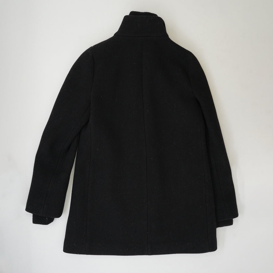 Mid Length Wool Blend Coat Size 10