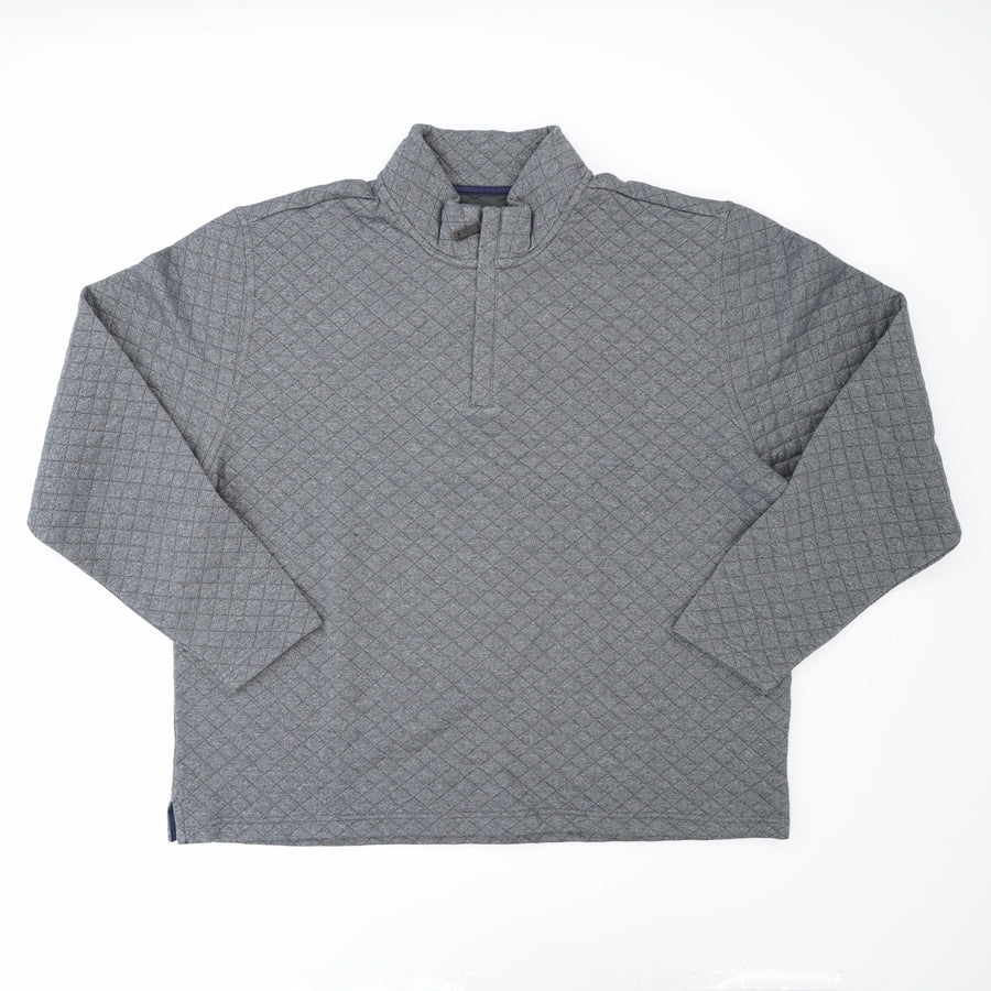 Irongate Heather Gray 1/4 Zip Pullover - Size XXL
