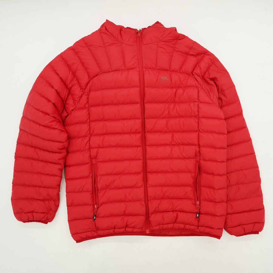 Digby Down Quilted Jacket Size L