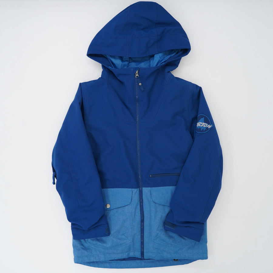 Fleece Lined Burton Jacket Size L