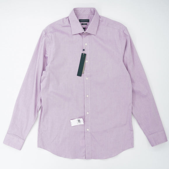 Lilac Button Down Shirt Size 15.5/34-35