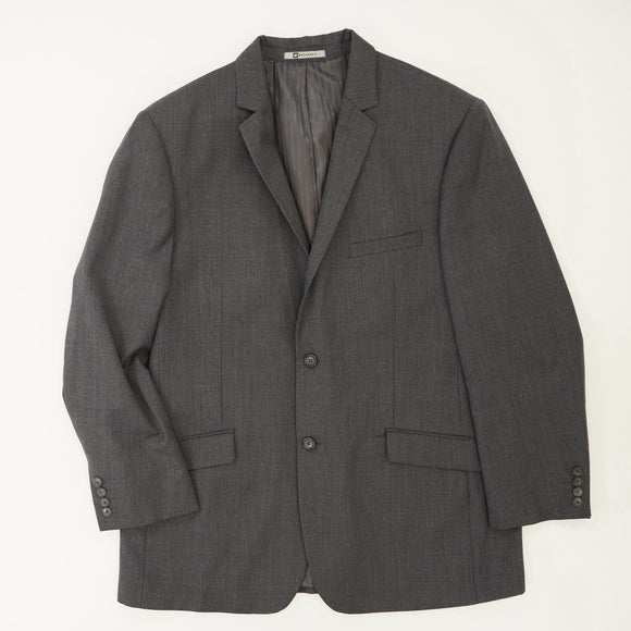 Modern Fit Wool-Blend Double-Breasted Sport Coat Size 44R