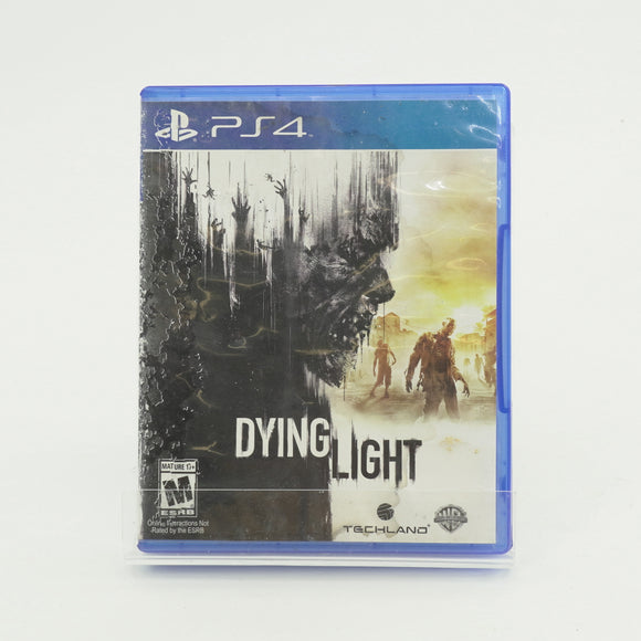 Dying Light Game for PS4
