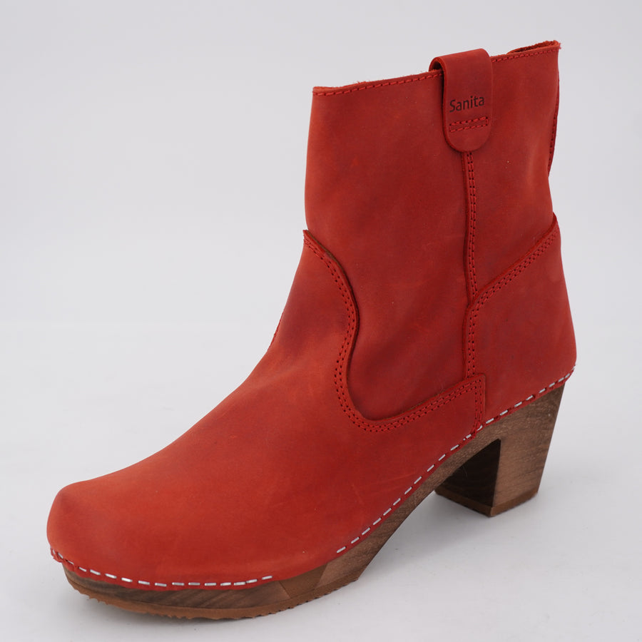 Juna Boots In Blood Size 7.5