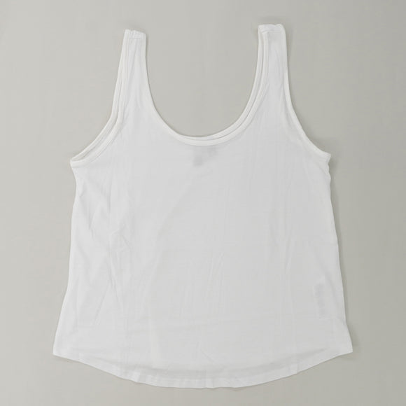Solid Organic Cotton Tank Size 8