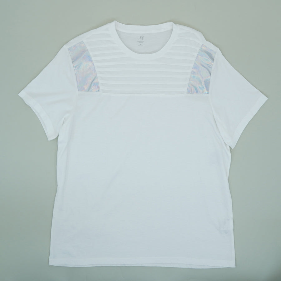 Metallic Trim Tee - Size XL