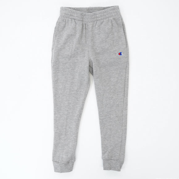 Gray Solid Joggers Size 7