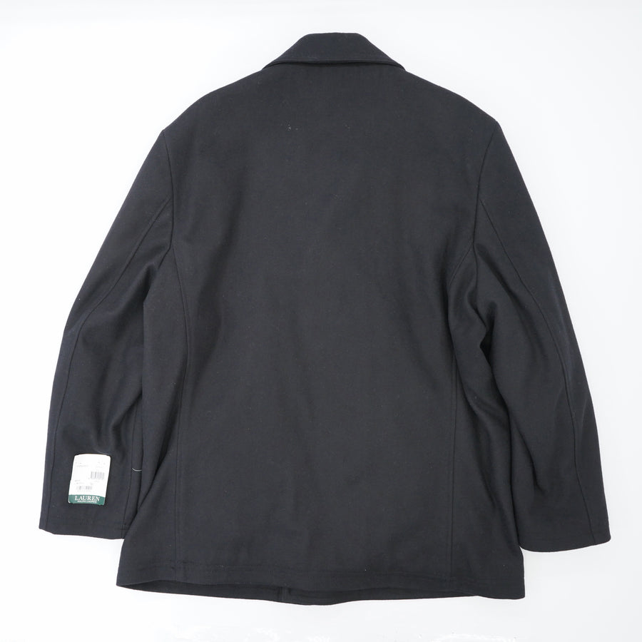 Double Breasted Overcoat Size 50