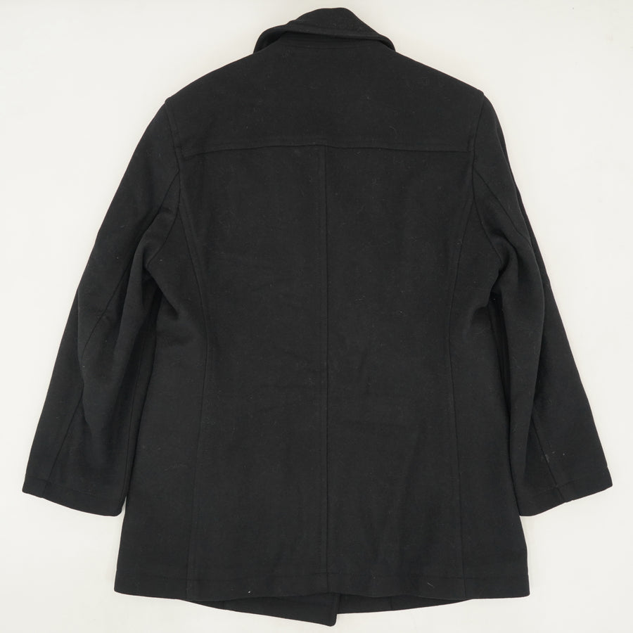 Wool Peacoat Size M