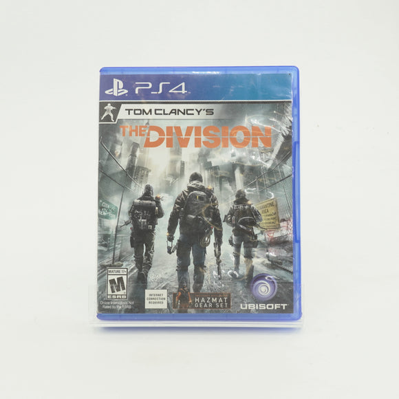 Tom Clancy's The Division Game for PS4