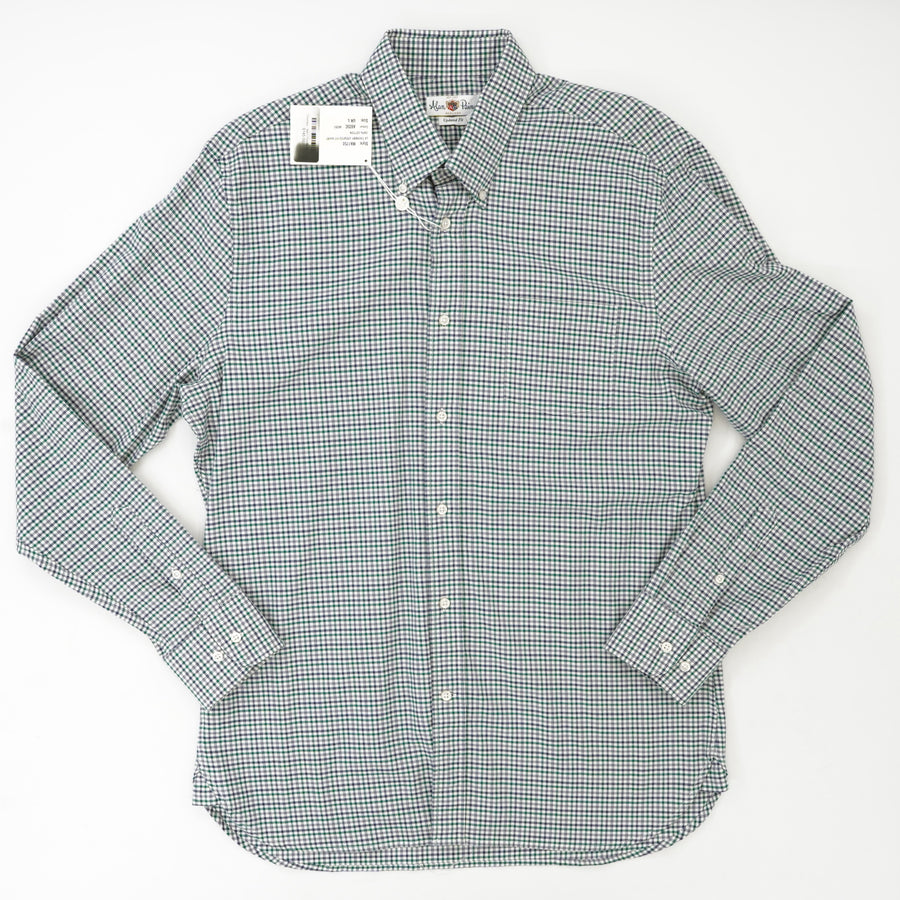 Thornby Updated Fit Long Sleeve Button Down Shirt