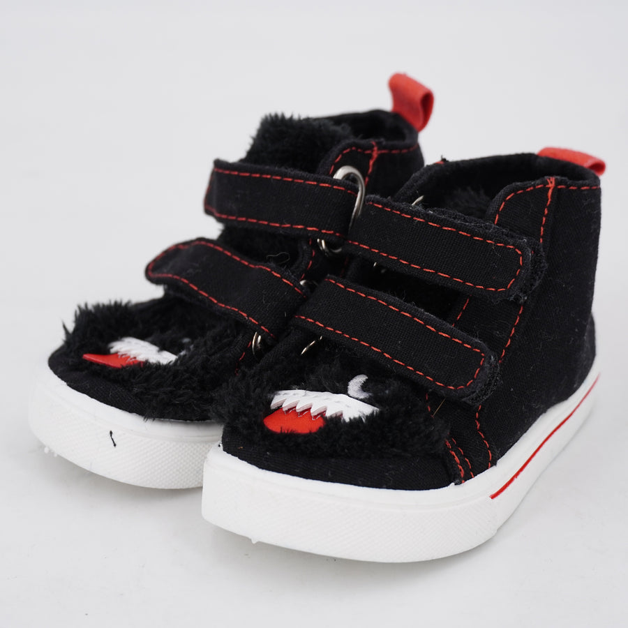 Casual Monster Hi Top Size 2