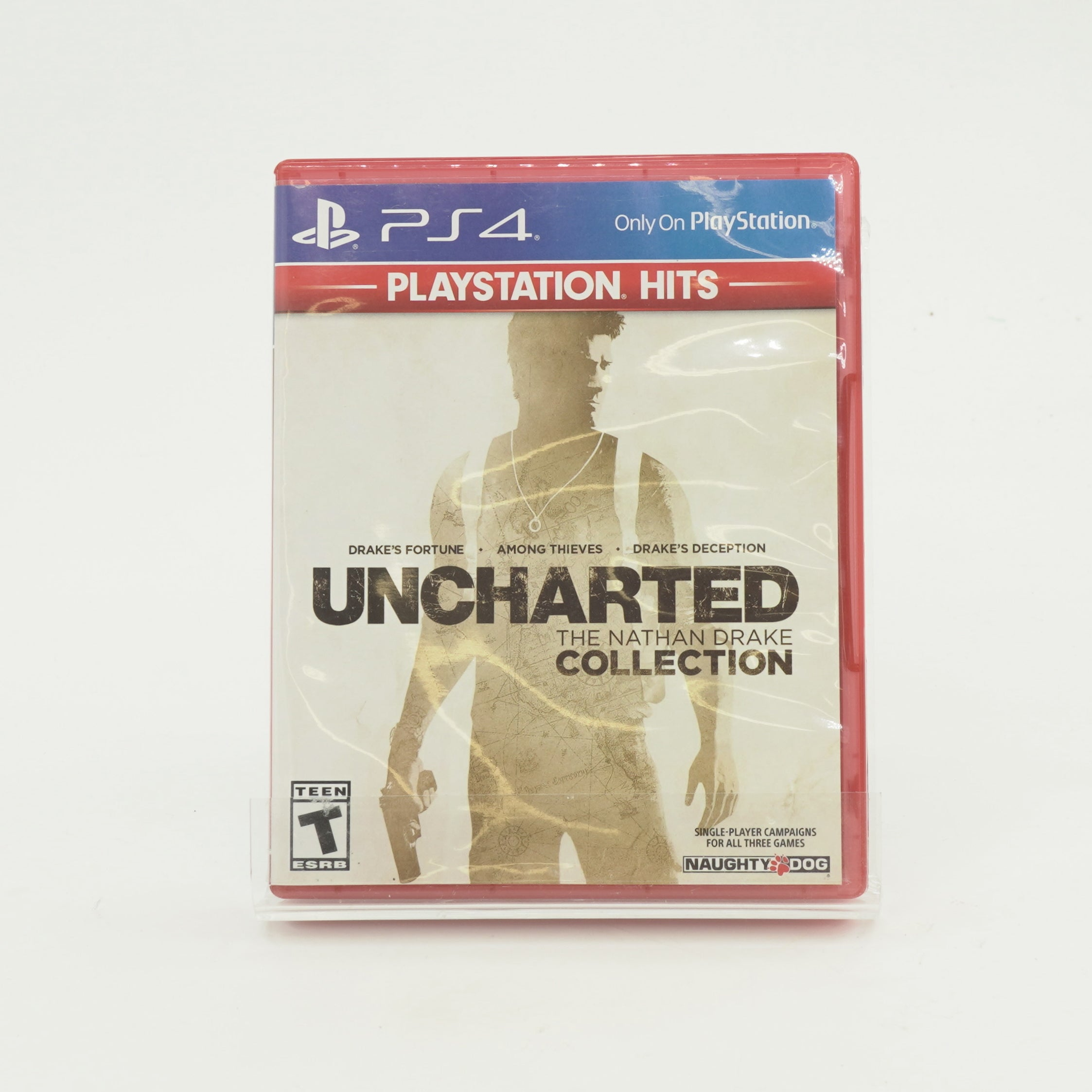 Uncharted The Nathan Drake Collection Game For Ps4 Unclaimed Baggage