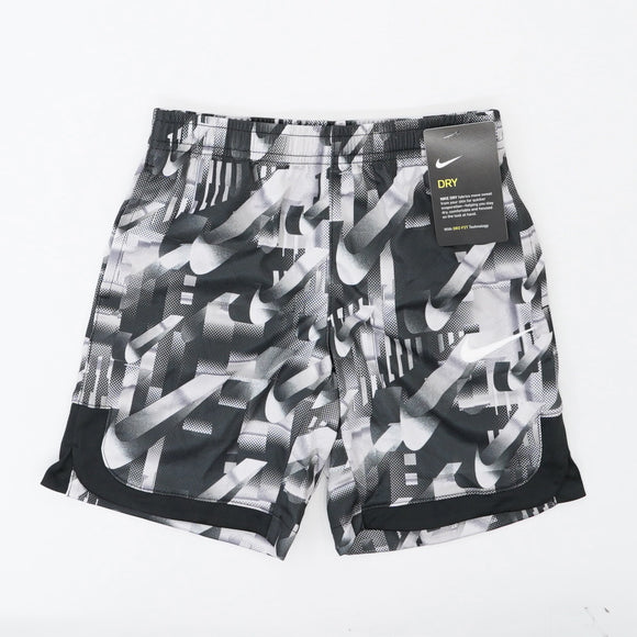 Dri_Fit 2 Pocket Drawstring Split Side Shorts Size 6