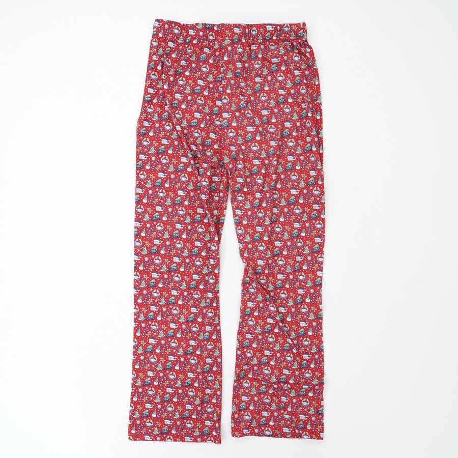 Knit Pajama Pants Size 12/14