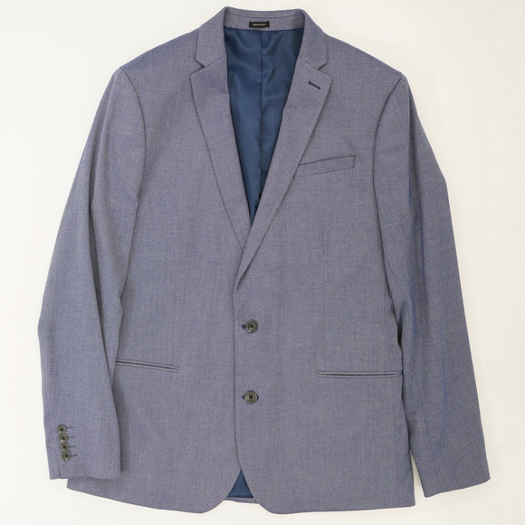 Slim Fit End On End Suit Jacket Size 44L