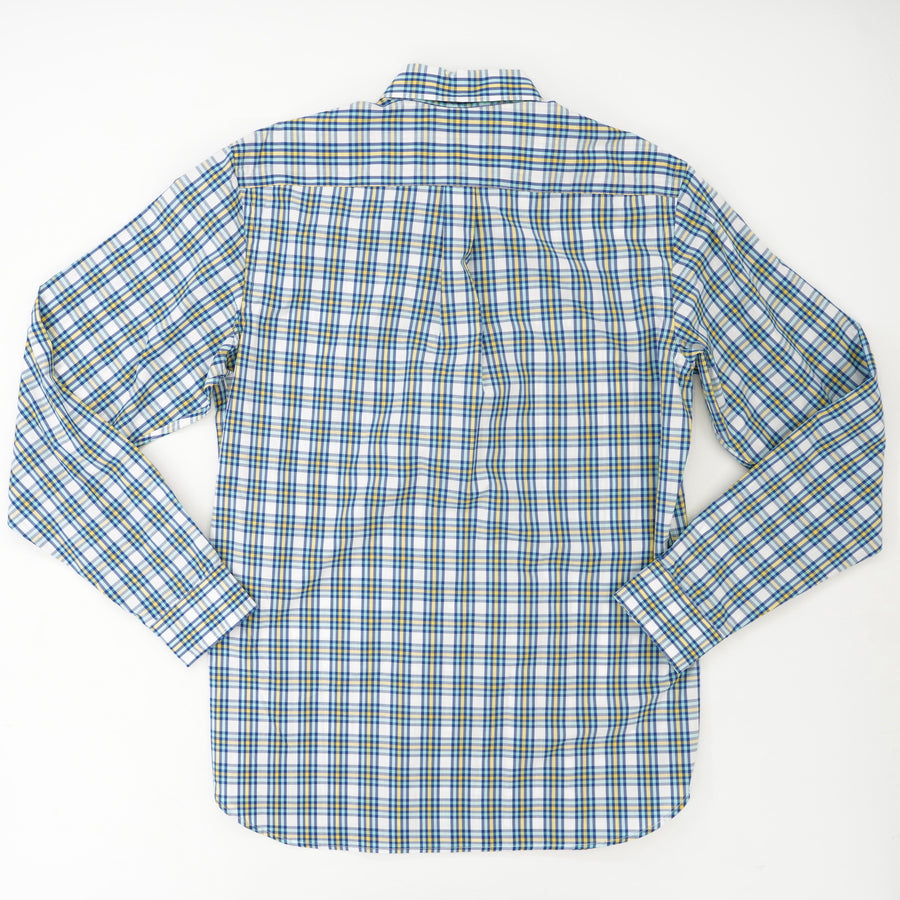 Fleetwood Classic Fit Long Sleeve Button Down Shirt