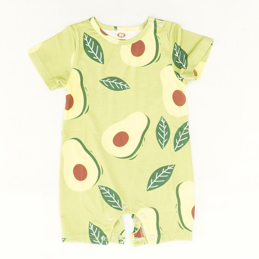 Avocado All Over Bodysuit Size 6-9M