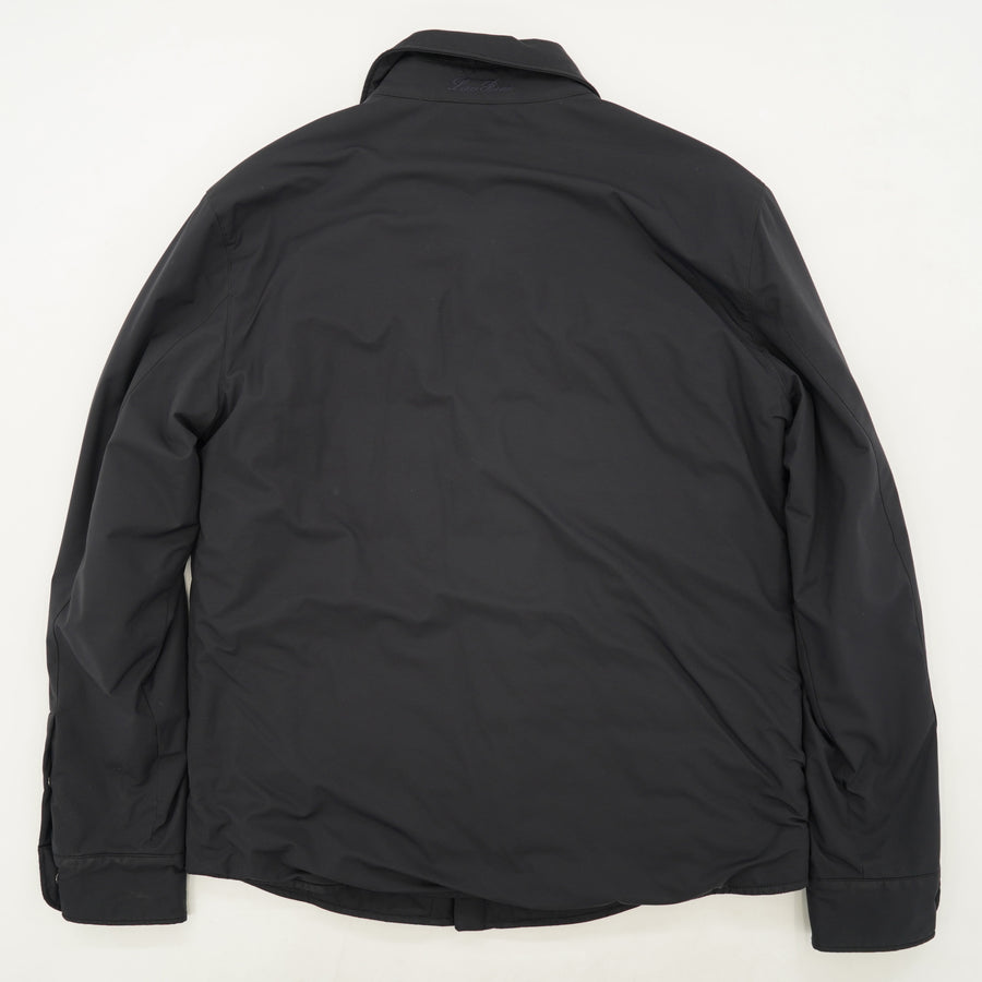 Snap Closure Storm System Jacket Size M