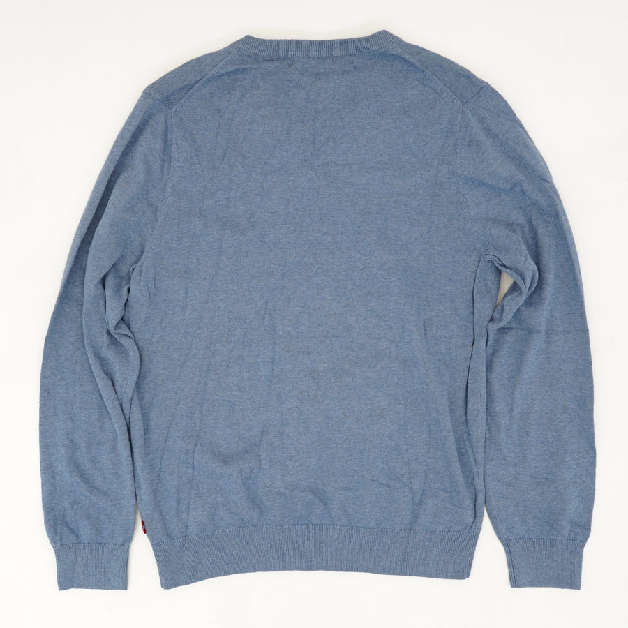 Colony Blue Doubleface Sweater