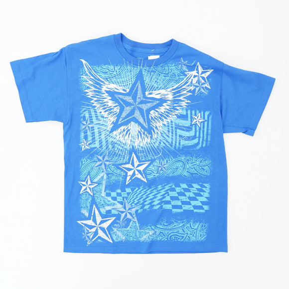 Star With Wings Graphic Tee Size 14/16