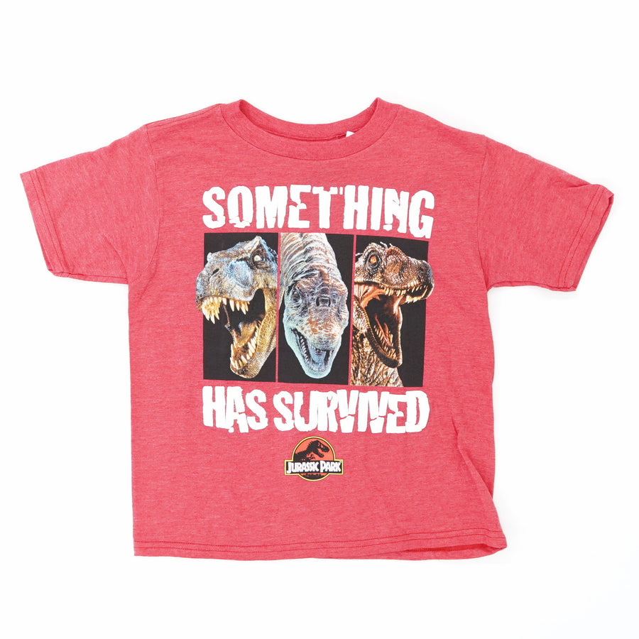 Something Has Survived Graphic Tee