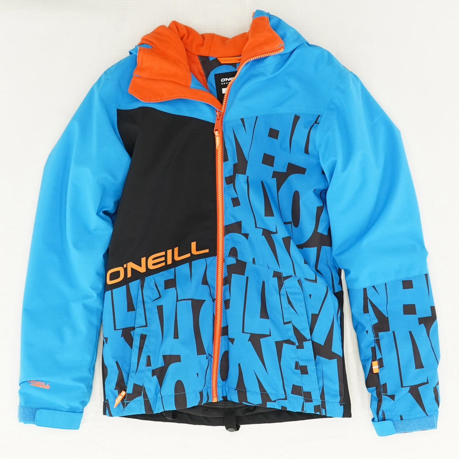 Graphic Ski Jacket Size M/L