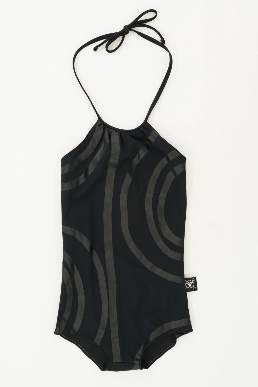 Circle Collar Swimsuit Size 3-4