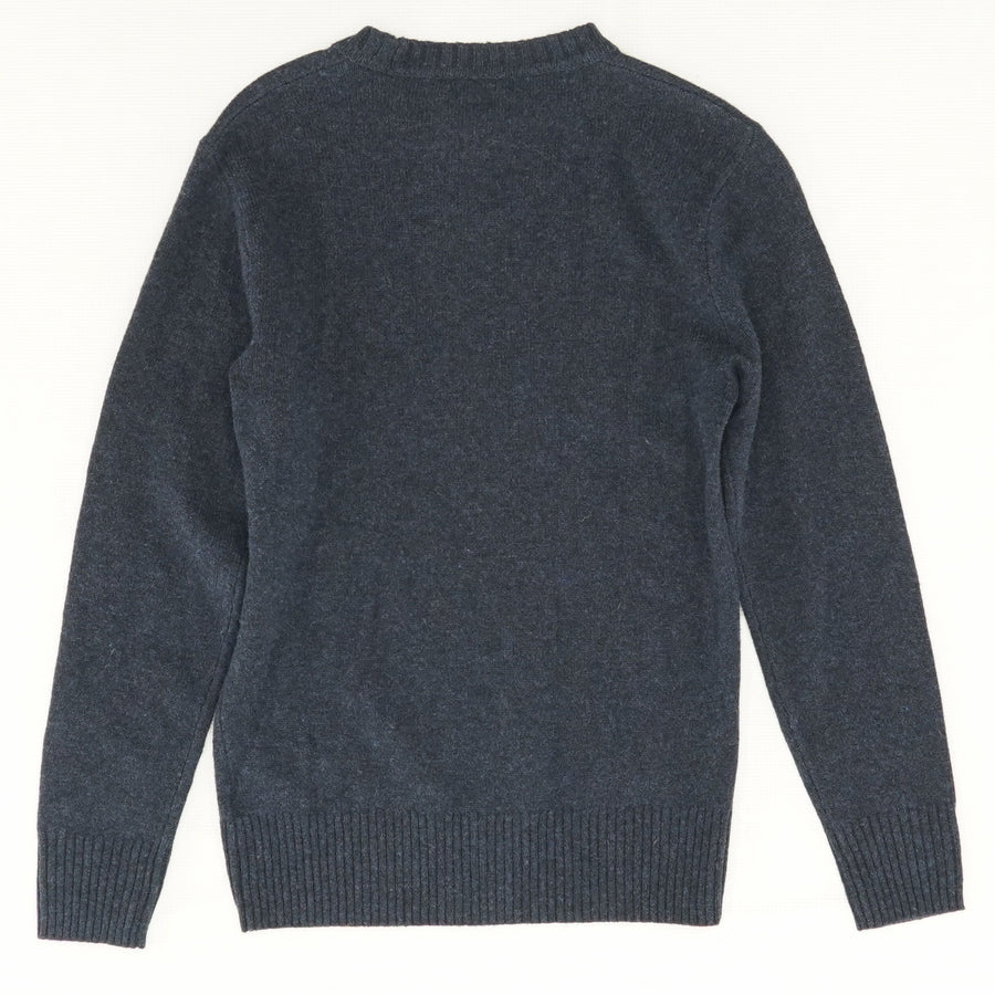 Wool Blend Crewneck Sweater - Size XS