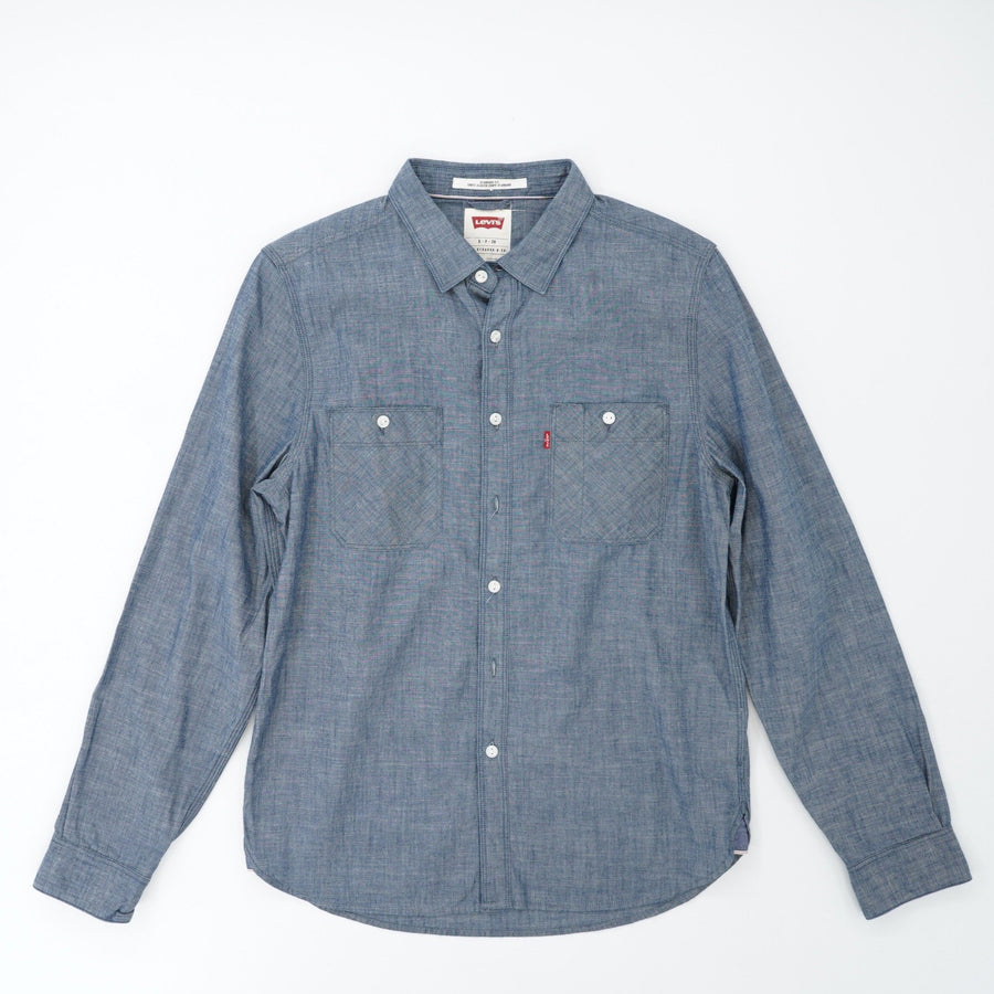 Standard Fit Button Down Size S