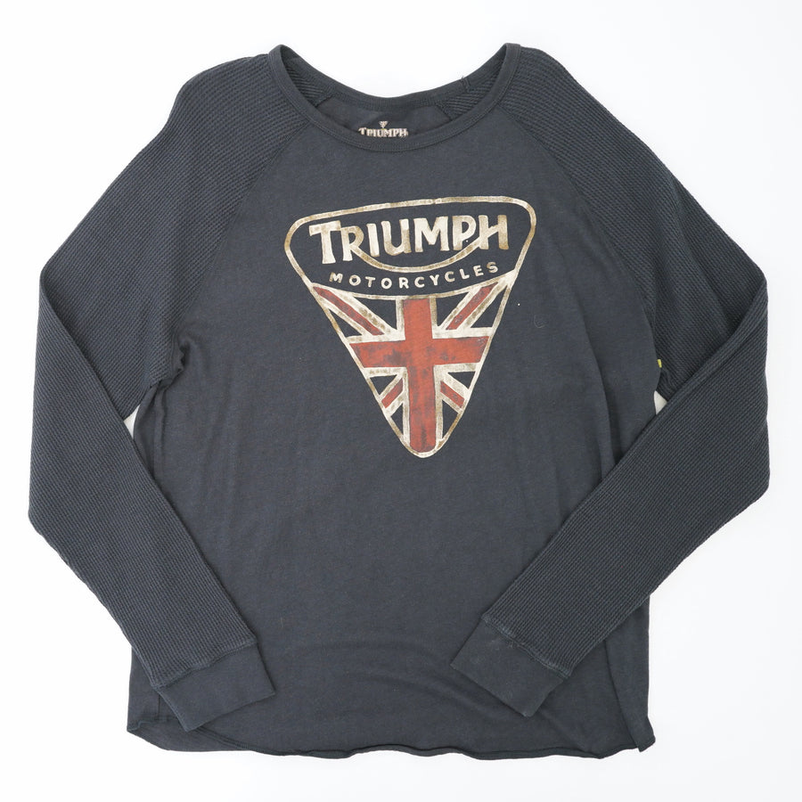Long Sleeve Triumph Motorcycles Size S