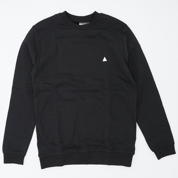 Black Crew Neck Sweatshirt Size S