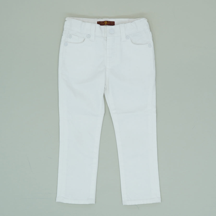 White Skinny Jeans - Size 3