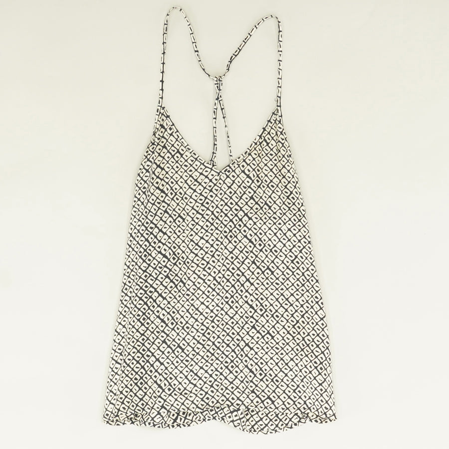 Criss-Cross Back Tank - Size XS