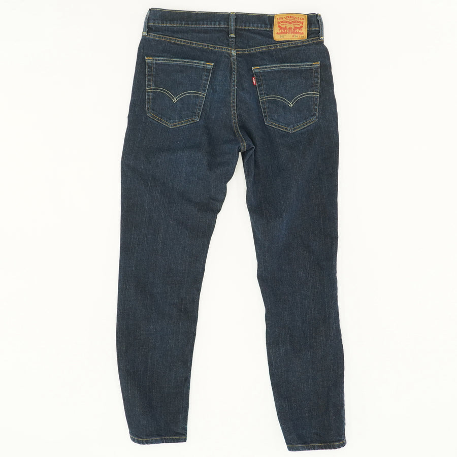 541 Athletic Fit Jeans - Size 34W 32L