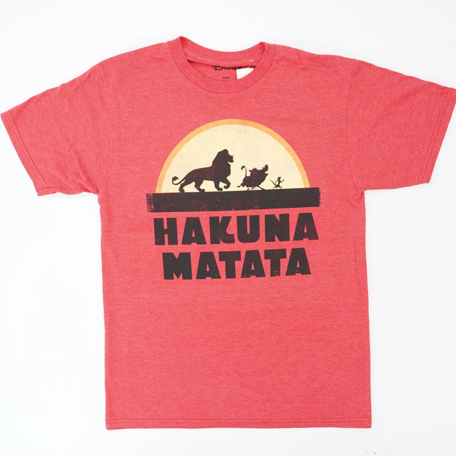 Lion King Graphic Tee Size M