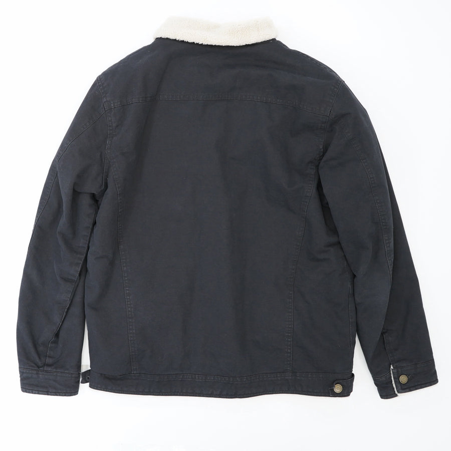 Black Insulated Jacket Size XL