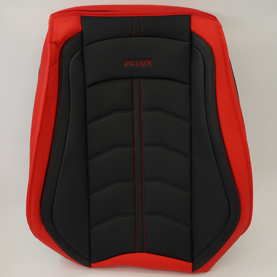 PU Leather Full Seat Covers Bucket Seats