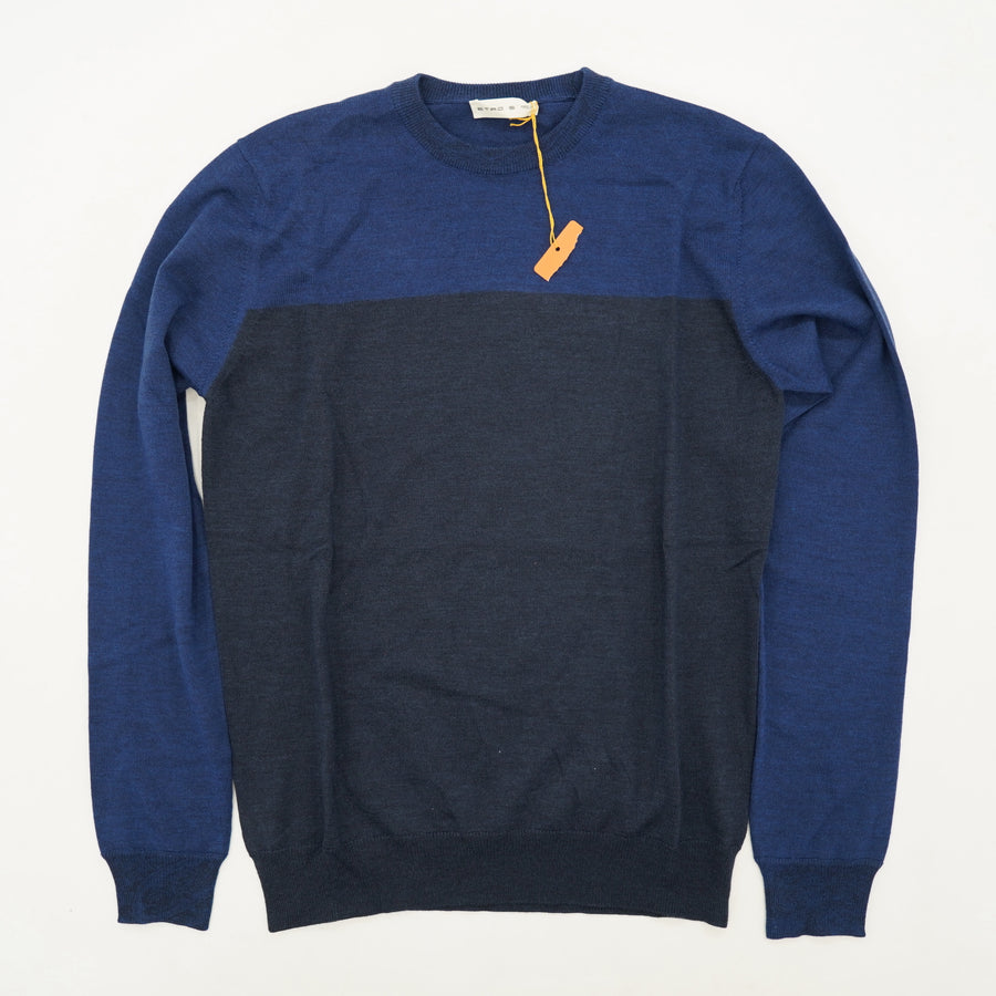Casual Crew Neck Sweater
