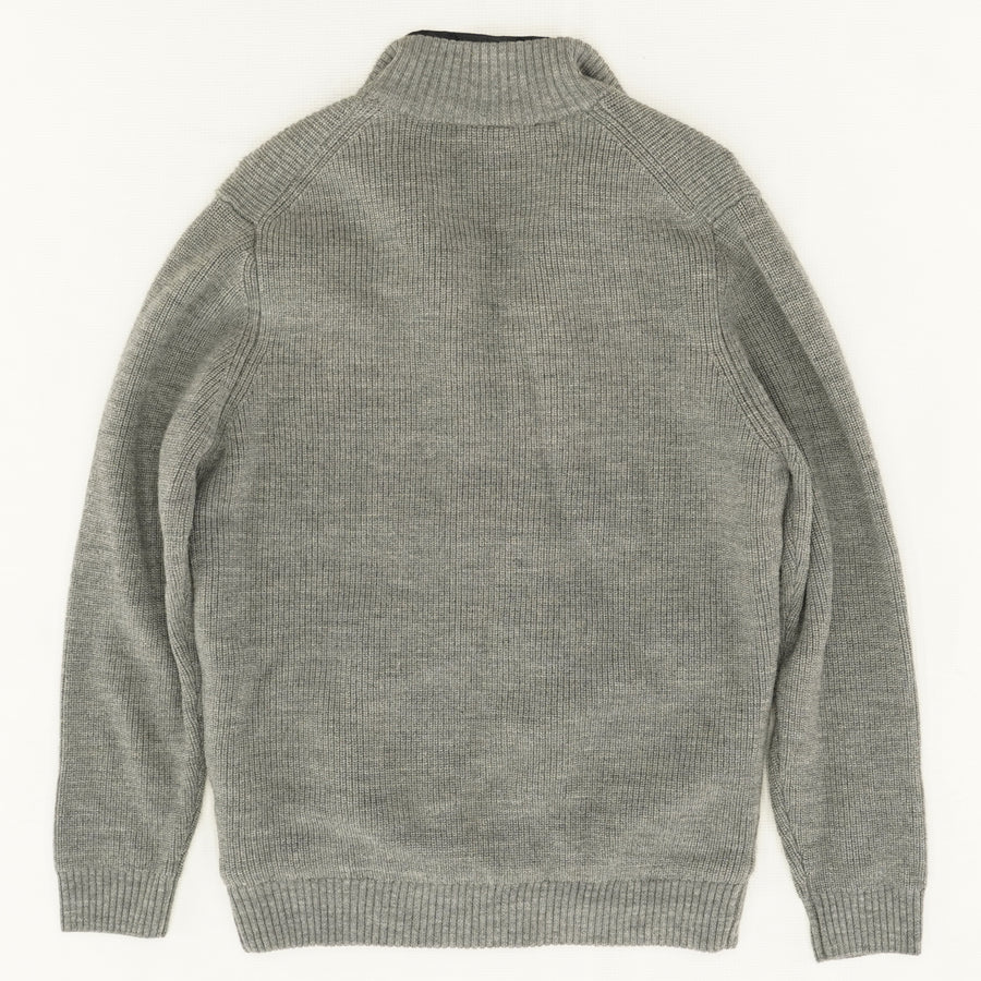Smoke Colored Camerons Track Knit Size XL