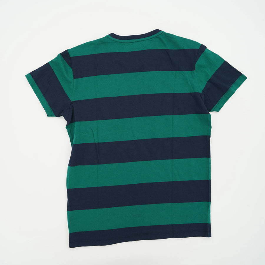 Striped Casual T-Shirt Size M