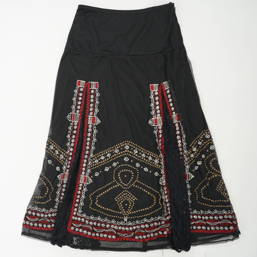 Vintage Collection Startle Long Skirt Size M