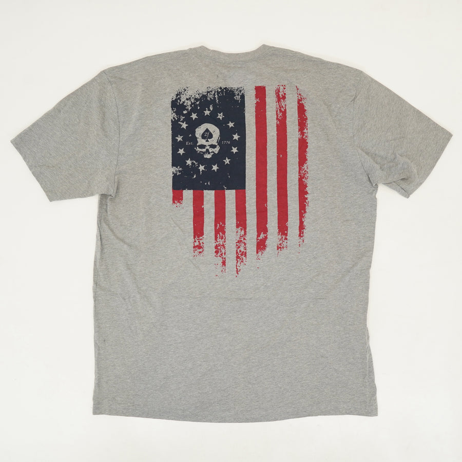 Flag Graphic Tee - Size 2XL