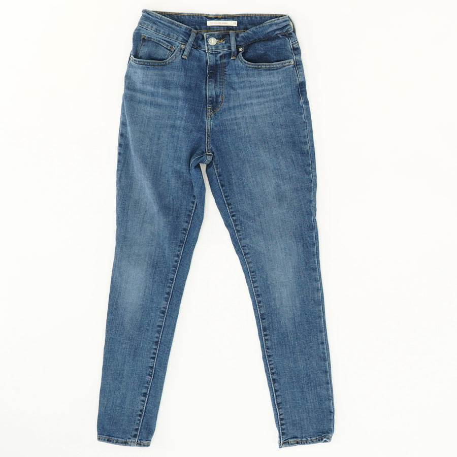 721 High Rise Skinny Jeans - Size 28W 27L