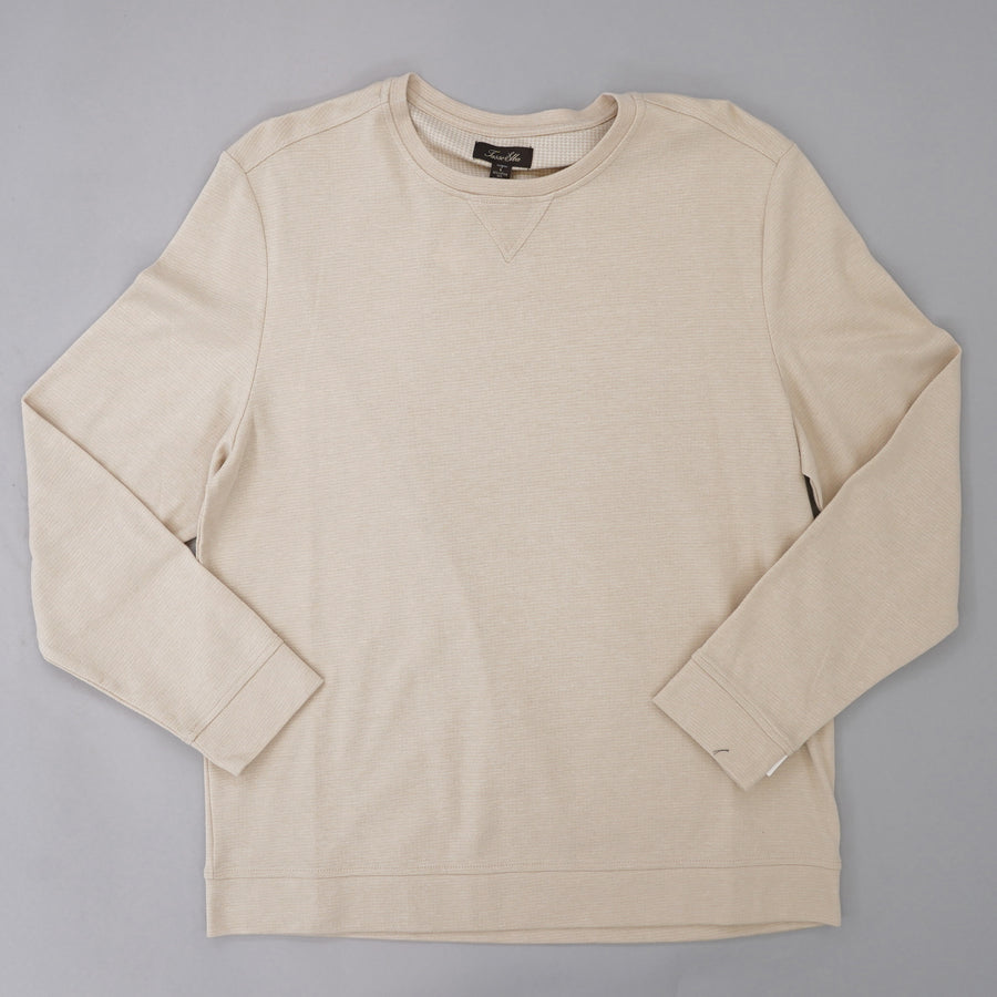 Birch Tree Pullover Crew Neck Shirt Size L