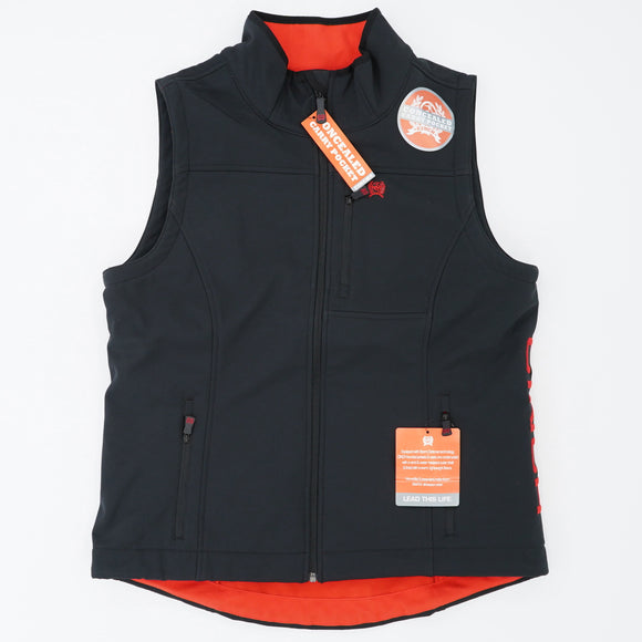 Concealed Carry Pocket Vest Size L