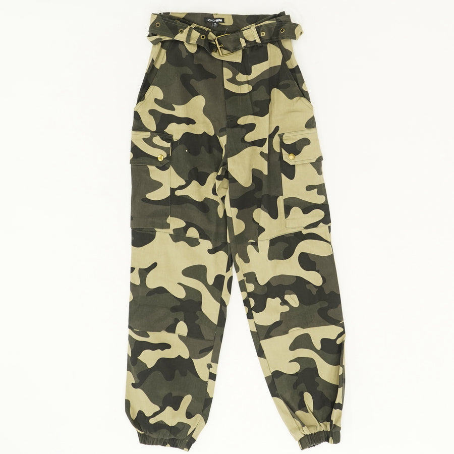 See Me Not Cargo Pants Camo Size M