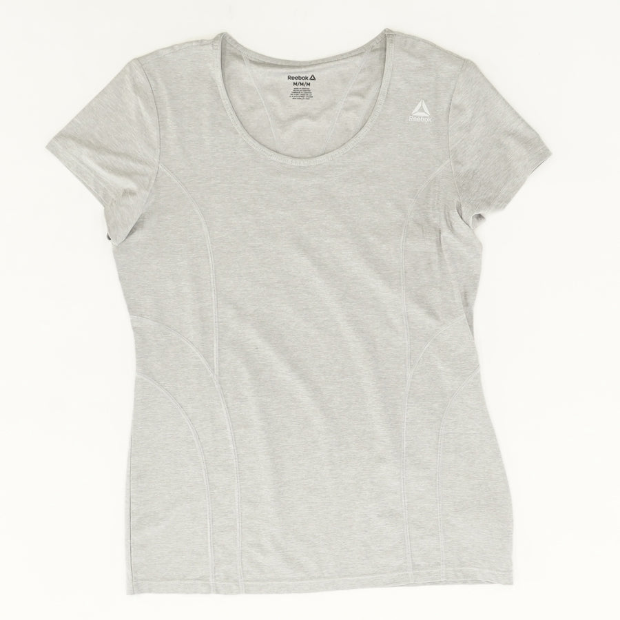 Dynamic Top in Silver Sconce Heather - Size M