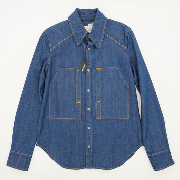 Harley Denim Shirt Size 2