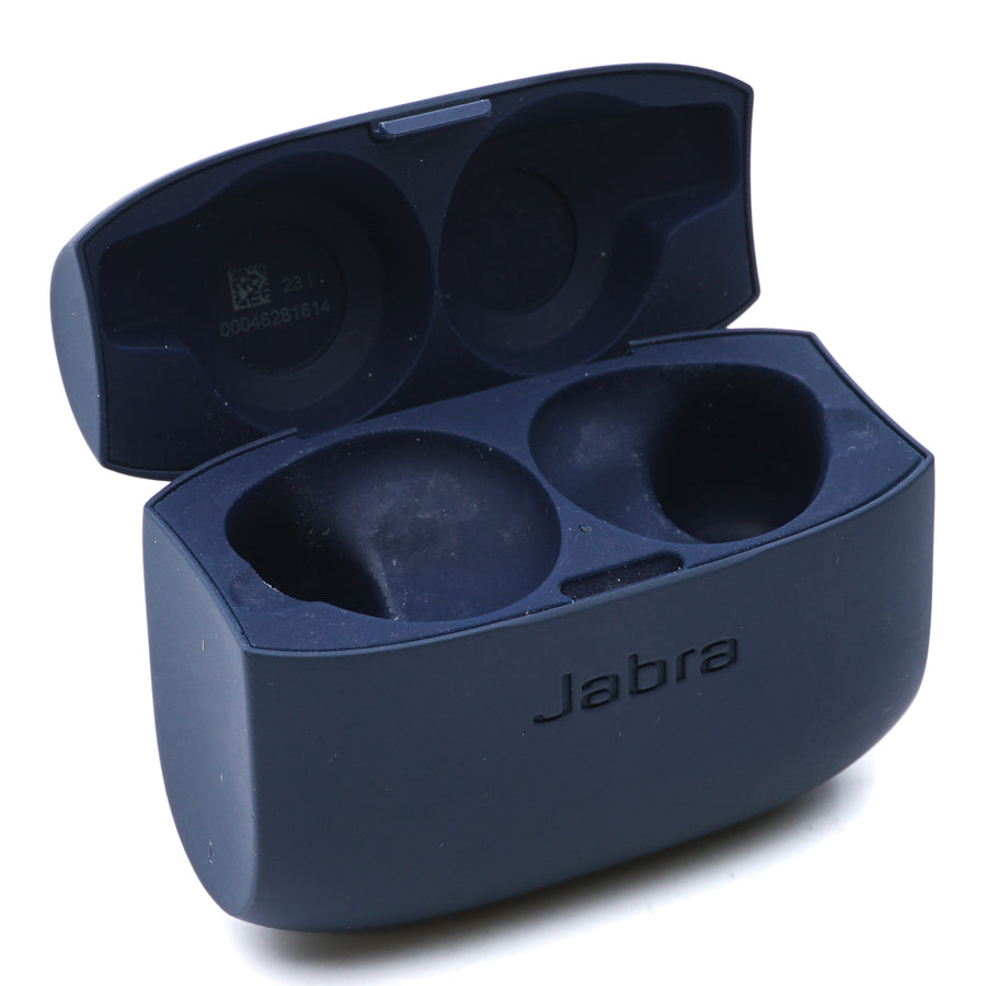 Charging Case for the Elite 65T Wireless Earbuds Blue